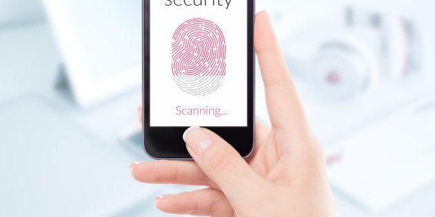 From Sci-Fi To New Normal: The Smartphone Fingerprint Sensor Presses