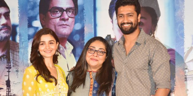 If A Man Directed 'Raazi', Alia Bhatt's Character Would Have Been Reduced To A Caricature, Says Meghna