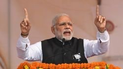 It Took PM Modi Four Rallies To Lead The BJP To An Overwhelming Victory In