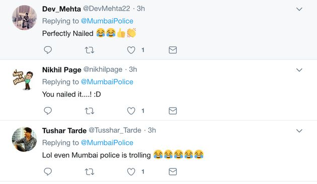 This Hilarious 'Race 3' Meme Posted By Mumbai Police Has Twitter In