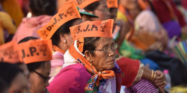 The State Might Be Headed For A Hung Assembly, But BJP Is The Big Winner In