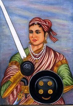 5 Hidden Heroines Of Indian History Whose Names We Should