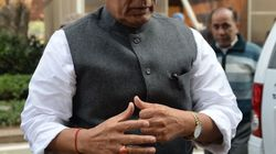Rajnath Singh Won't Celebrate Holi This Year In View Of Maoist Attack In