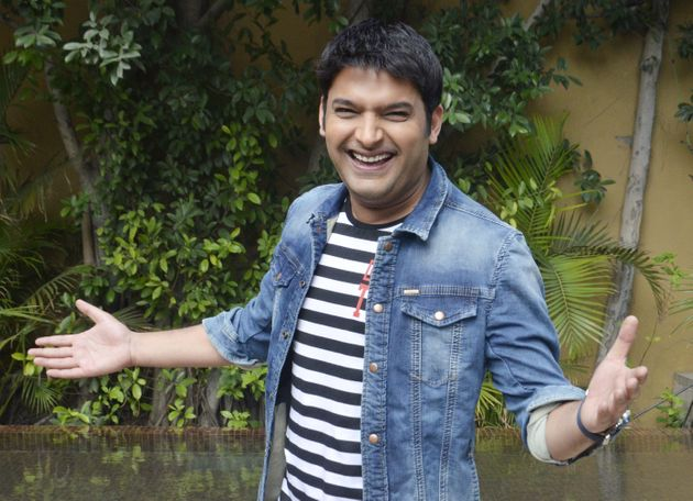 Everyone Is Puzzled By This 'Gutthi' Between Kapil Sharma And Sunil
