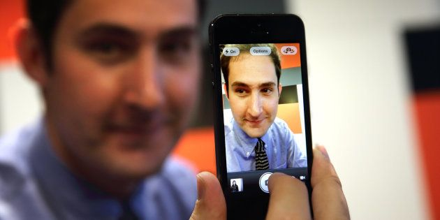 Kevin Systrom, Chief Executive of Instagram, the popular photo-sharing app now owned by