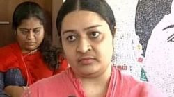 I Am Being Harassed, Alleges Jayalalithaa's Niece Deepa