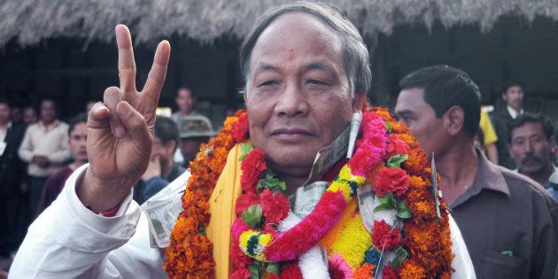 Manipur CM Ibobi Singh To Resign By