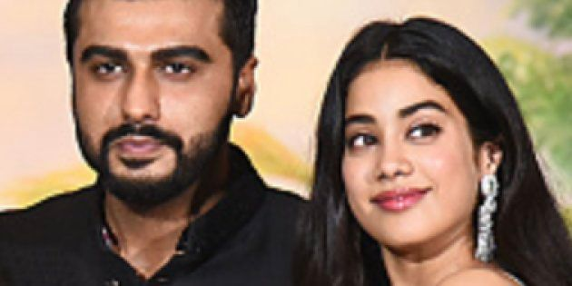 Arjun Kapoor Tweets Words Of Advice For Sister Janhvi Before The Trailer Of Her Debut Film 'Dhadak'