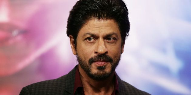 Bollywood star Shah Rukh Khan meets his waxwork double at Madame Tussauds in