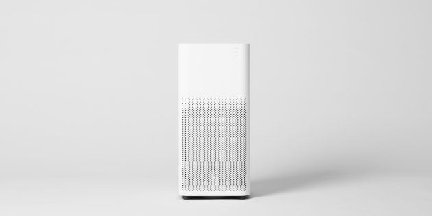 Xiaomi Launches The Mi Air Purifer 2 In