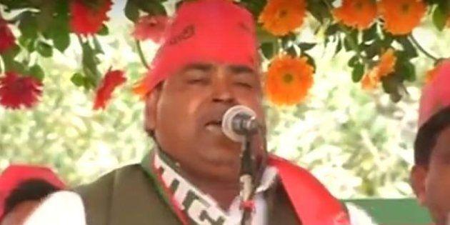 Rape-Accused UP Minister, Gayatri Prajapati, Arrested, Sent To 14-Day Judicial