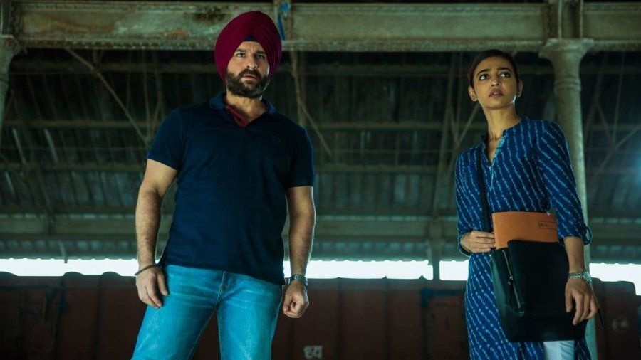 'Sacred Games' Review: India Finally Has A Prestige TV Drama To Call Its