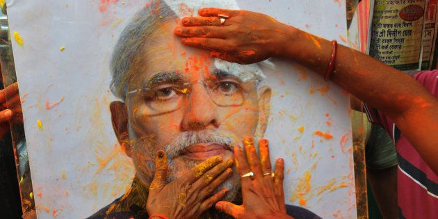 Harvard Business Review: Modi's Victory In UP Shows How 'Big Narrative' Trumps 'Big