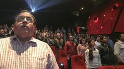 Hyderabad Journalist Called The Cops On Cinemagoers Who Remained Seated During The National Anthem Because He Felt 'Really