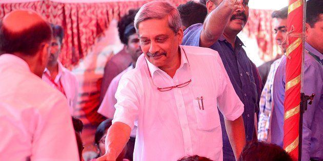 Goa Chief Minister Manohar Parrikar To Face Floor Test