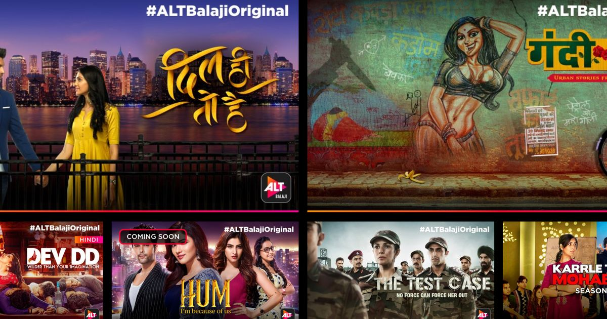 An Insider Explains The Unlikely Success Of ALT Balaji As A
