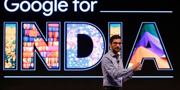 Google CEO Sundar