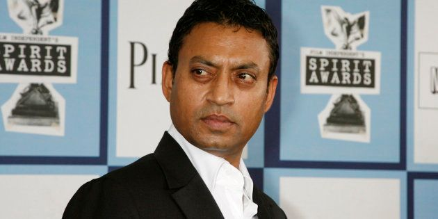 Best Supporting Male nominee Irrfan Khan of