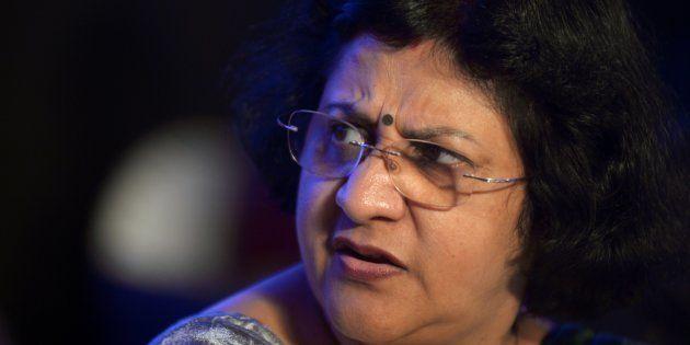 Breach Of Privilege Notice Against SBI Chief Arundhati Bhattacharya For Her Remarks On Farm Loans