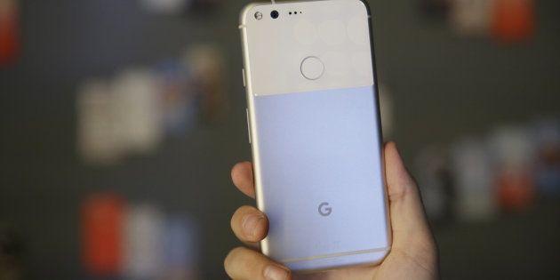 The new Google Pixel