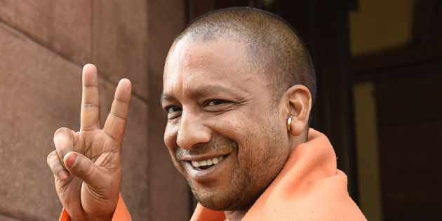 Yogi Adityanath, Hindutva Firebrand, Is The New CM Of