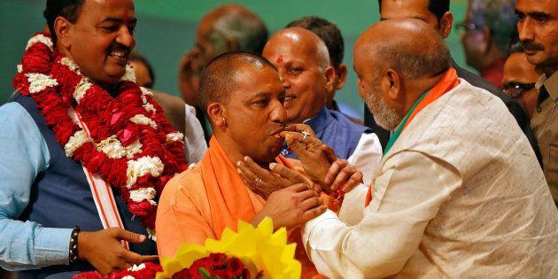 Will Ensure All Round Development Of UP, Says Yogi