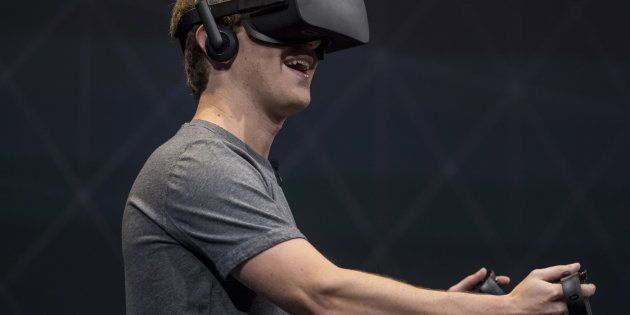 Facebook Is Testing A VR Headset That Doesn't Need PC Connection Unlike Oculus