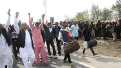 Four Cops Injured As Jat Protesters On Their Way To Delhi Clash With