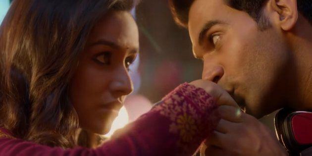 Shraddha Kapoor and Rajkummar Rao in
