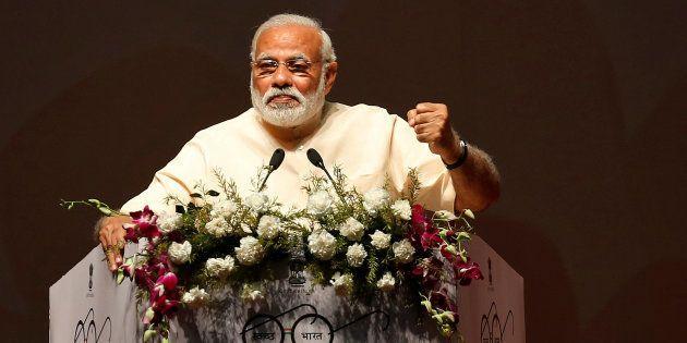 New Govt Will Leave No Stone Unturned To Make UP 'Uttam Pradesh', Says Narendra