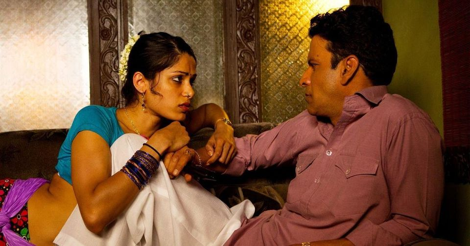 Freida Pinto in a still from Tabrez Noorani's 'Love Sonia', which will release on 14
