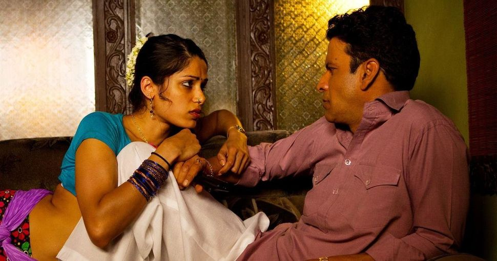Freida Pinto in a still from Tabrez Noorani's 'Love Sonia', which will release on 14 September.