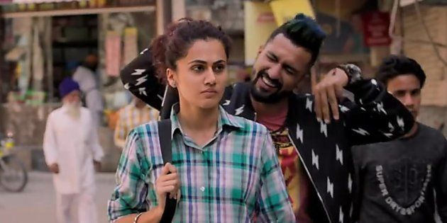 Manmarziyaan Review: Vicky Kaushal, Taapsee Pannu Own This Achingly Romantic Film About The Contradictions...