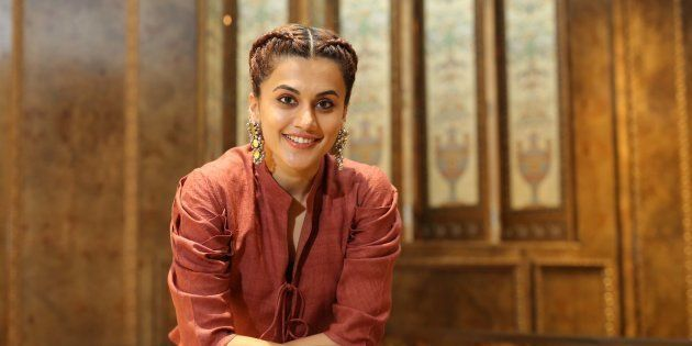 Tapsee Pannu stars in Anurag Kashyap's