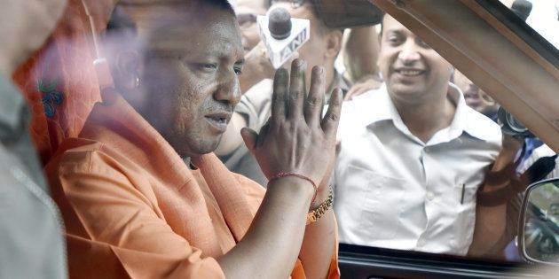 With Yogi As CM, Anti-Romeo Squads Out In Full Force In