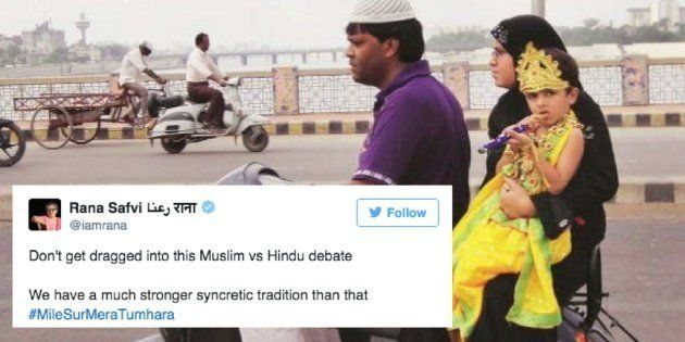 Twitter Unites With #MileSurMeraTumhara On The Face Of Rising Communal