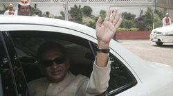 Former Congress Leader SM Krishna Joins