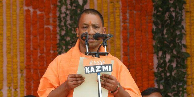 Chief Minister Yogi Adityanath Allocates Portfolios, Keeps Home Ministry With