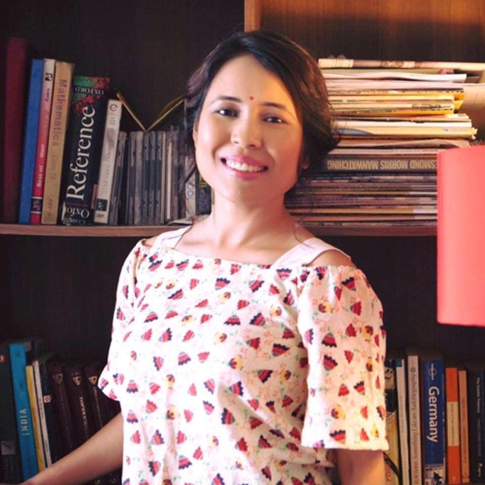 Assamese filmmaker Rima