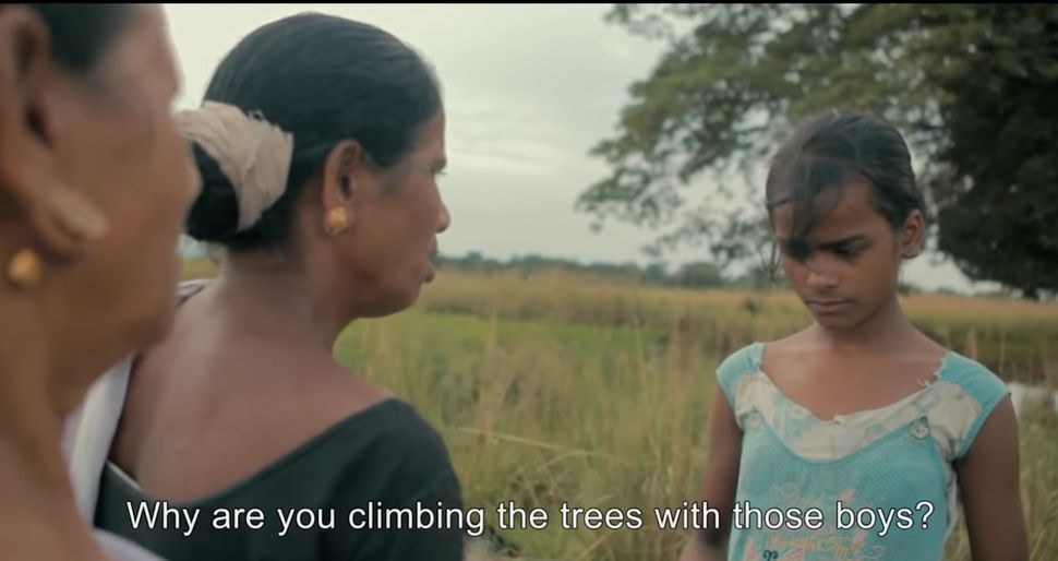 A still from Rima Das' Village Rockstars