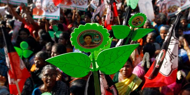 EC Freezes AIADMK's Two-Leaf Symbol Ahead Of
