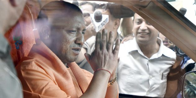 The Yogi Govt In UP Has To Decide If It Should Prosecute Yogi For Hate