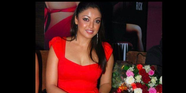 A file photo of Tanushree