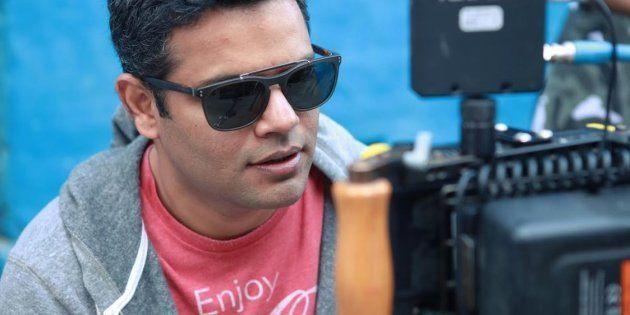 Handout photo of filmmaker Sharat