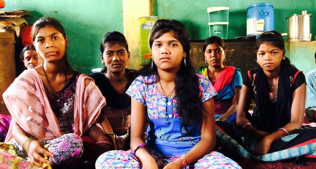 Young girls of Shivali village in Mokhada are saying no to an early marriage