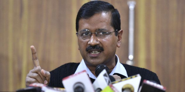 Arvind Kejriwal Promises To Abolish Residential House Tax If Voted To Power In MCD