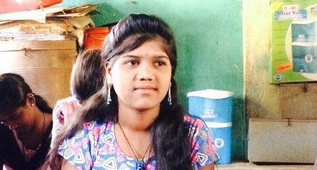 Sangeeta Yeshwant Chavan wants to join the police