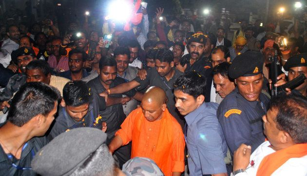 Slaughterhouses With Valid Licenses Have Nothing To Worry About, Says Uttar Pradesh CM Yogi