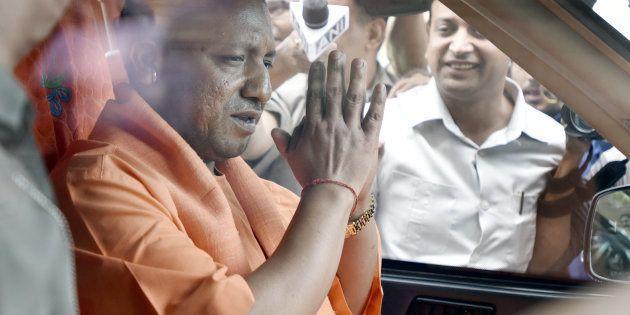 Yogi's Crackdown Triggers Indefinite Strike By Meat Sellers In Uttar