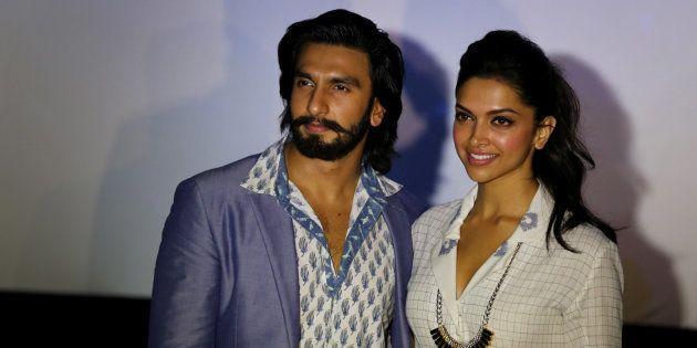 Deepika Padukone And Ranveer Singh Announce They Are Getting